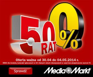 mediamarkt maj raty 50x0%